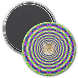 Neon Pulse Magnet + cat