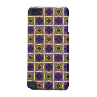 Neon Quilt Pattern iPod Touch (5th Generation) Cases