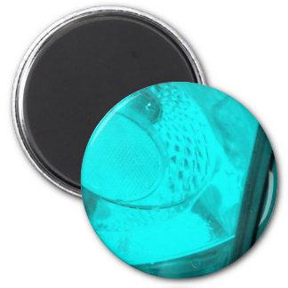 neon rear light magnet