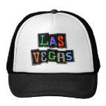 Neón retro de Las Vegas Gorra