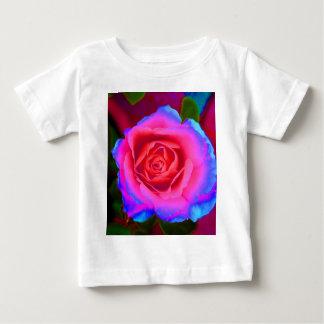 Neon Rose Baby T-Shirt