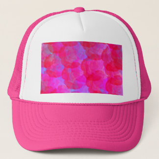 Neon Roses Hat