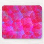 Neon Roses Mousepad