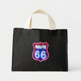 Neon Route66 Bag