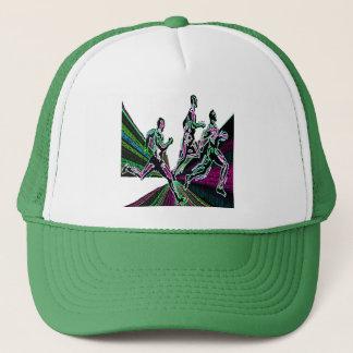 NEON RUNNER TRUCKER HAT
