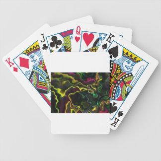 Neon Satin.jpg Bicycle Playing Cards