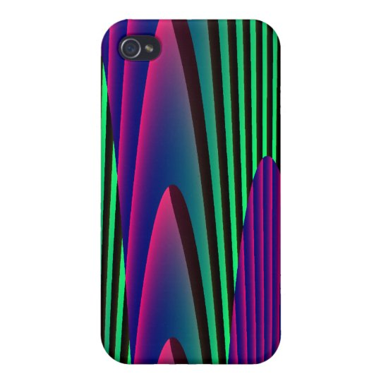 Neon Seas  iPhone 4/4S Case