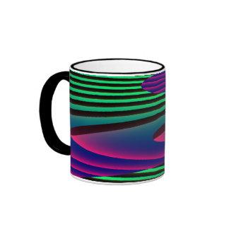 Neon Seas Mug