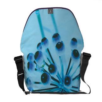 Neon seeds bag messenger bag