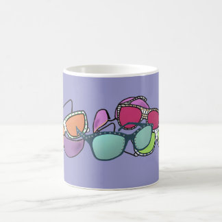 Neon Shades Coffee Mug