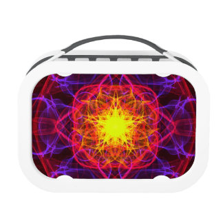 Neon Sigil 2 Lunchboxes
