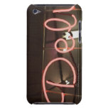 Neon Sign Barely There iPod Case