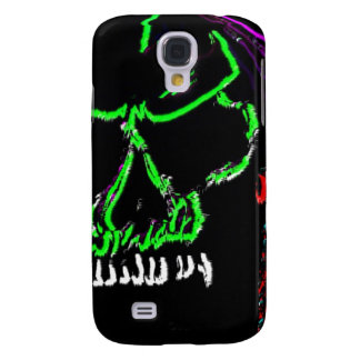 NEON SKELLY SAMSUNG GALAXY S4 COVER