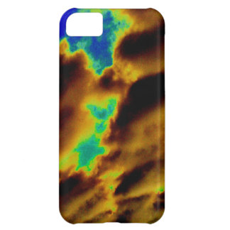 Neon Sky iPhone 5C Cases