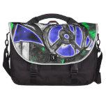 neon Soldier v1 Laptop Messenger Bag