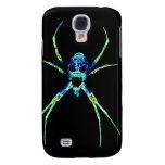 Neon Spider Galaxy S4 Cover