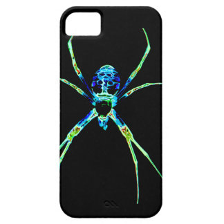 Neon Spider iPhone 5 Covers
