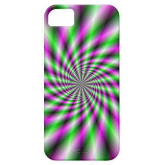 Neon Spinning Wheel iPhone 5 Covers