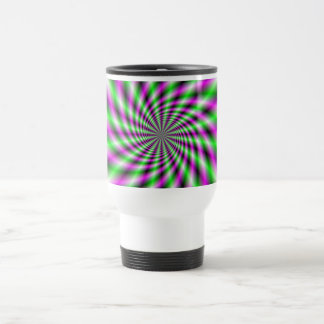 Neon Spinning Wheel  Mug