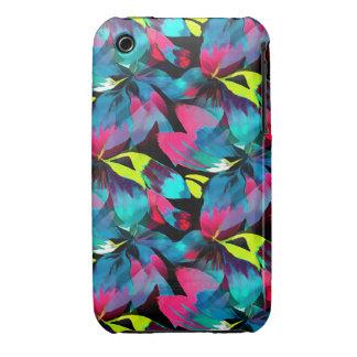 Neon Splash in Paradise Case-Mate iPhone 3 Cases