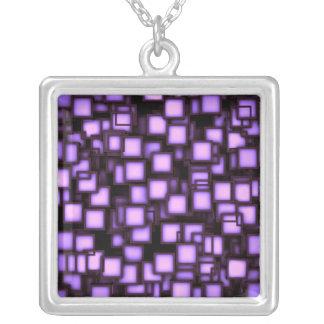 neon_squares-1920x1080 1 square pendant necklace