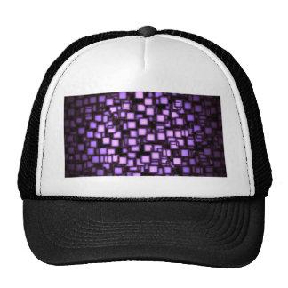 neon_squares-1920x1080 1 trucker hat