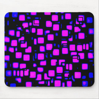 neon, squares 1920x1080 Altered Mouse Pad