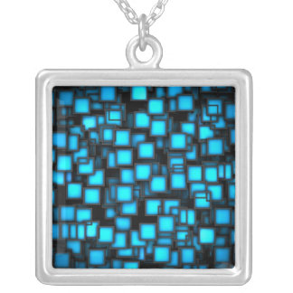 neon_squares-1920x1080 silver plated necklace