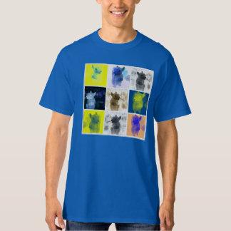 Neon Squirrel T-Shirt