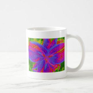 Neon Stargazer Coffee Mug
