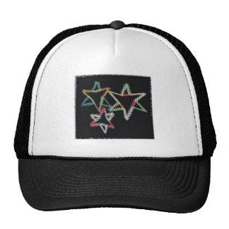 Neon Stars cap Trucker Hats