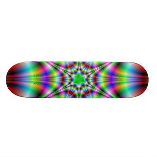 Neon Super Nova Skateboard