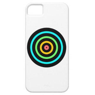 Neon Target iPhone SE/5/5s Case