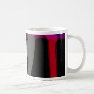 néon taza clásica