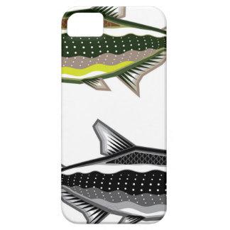 Neon Tetra aquarium fish iPhone SE/5/5s Case