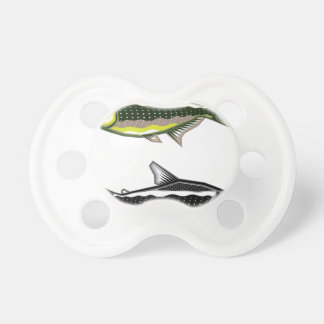 Neon Tetra aquarium fish Pacifier