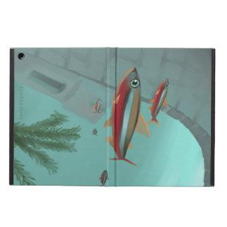 Neon Tetra Cover For iPad Air