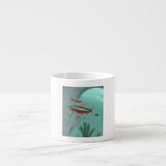 Neon Tetra Espresso Cup