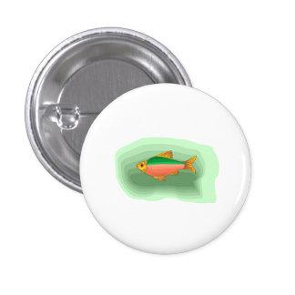 Neon Tetra Fish Pin