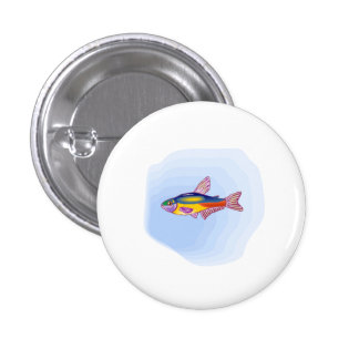 Neon Tetra Fish Pins