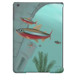 Neon Tetra iPad Air Cases