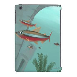 Neon Tetra iPad Mini Covers