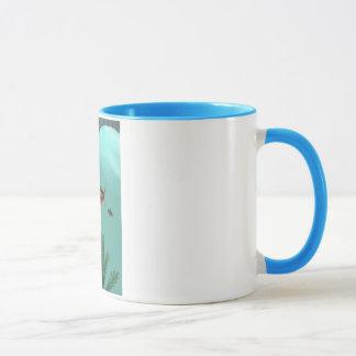 Neon Tetra Mug