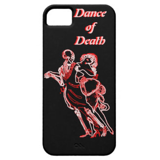 Neon Totentanz iphone 5 barely there case iPhone 5 Case
