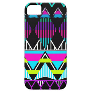 Neon Tribal inspired iPhone 5 Case-Mate Case iPhone 5 Case