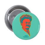 Neon Trotsky Pin