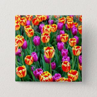 Neon Tulip Pin