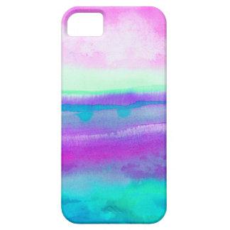Neon Watercolor Destiny 1 iPhone SE/5/5s Case