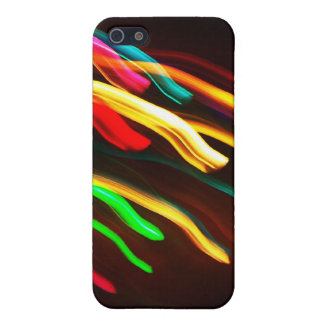 Neon Waves iPhone 5 Cover