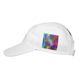 NEON wolf Headsweats Hat
